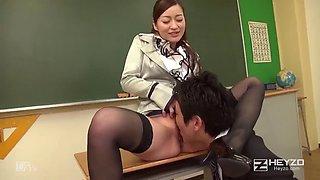 Teacher&#39s seduction