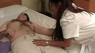 Big Tit Nurse Fucked