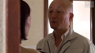 Nozomi Tanihara In Japanese English Subtitle Jav Wife Fucked By Old