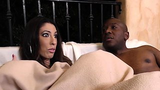 Dava Foxx gets monster black cock