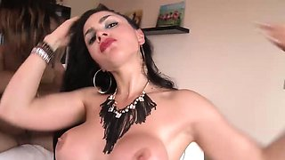Two naughty Brazilian chicks love to get freaky and show of