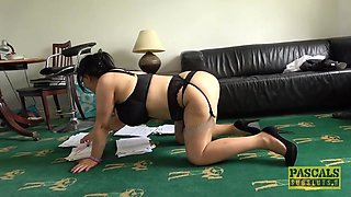 My Wife Fuck With Her Boss For Job