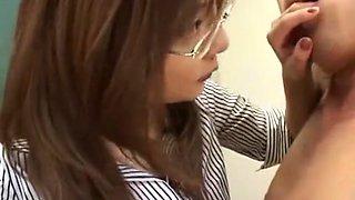 Fabulous Japanese girl Hikari Kisugi, Aya Shiraishi, An Nanba in Crazy Cumshots, Handjobs JAV scene