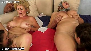 Old.Young Orgy part 1
