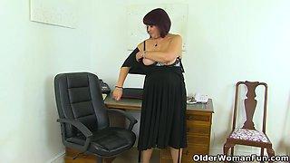 An older woman means fun part 359