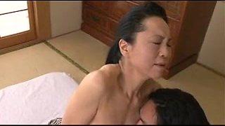 70 plus japanese granny