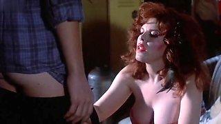 Gerri Idol,Tessa Richarde,Louisa Moritz,Nancy Brock,Diane Franklin in The Last American Virgin (1982)