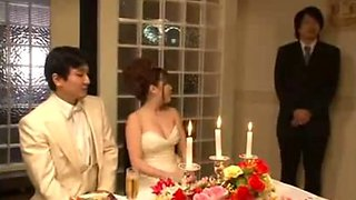 Secret Fuck with the Ex in Her Wedding Ceremony 1