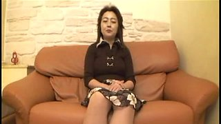 50yr old Hairy Japanese Granny Craves Cum (Uncensored)