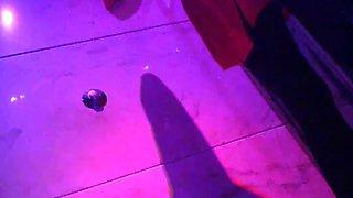 China Night Club toilet voyeur