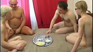 Young and experienced couple fucking together