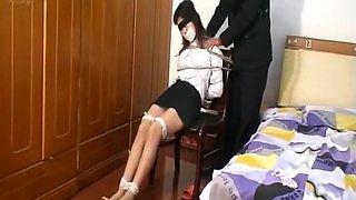 [武汉唯美之家 小芳遭劫] - Bondage And Any Gagged