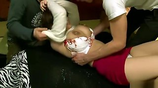 JUX086 Sister-in-law Breast Milk Pet