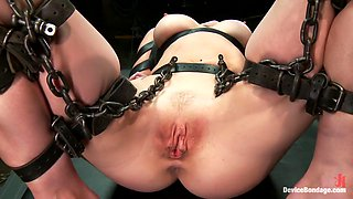 Water play special! Tricia Oaks loves asphyxiation- we oblige.