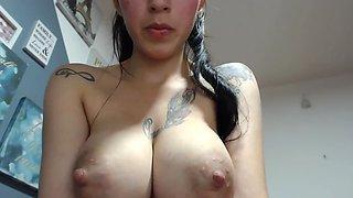Holly Milk Lactating Webcam 2