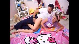 Stepdad takes daughter