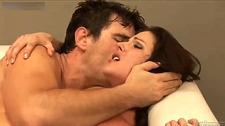 Passionate sex in the office