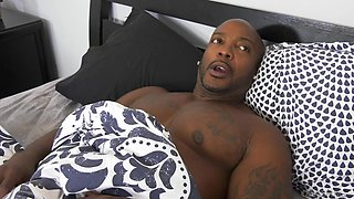 she wants some of that monster penis @ my new black stepdaddy #22