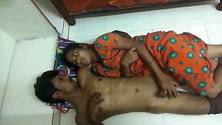 House Owner Fucks His Desi Maid and Films Her