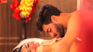 Indian Sexy Babe Pallavi Patil is Nude in Short Film Itna Jaldi