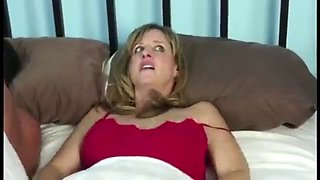 Mom and son sex in hotel RealMIlfDates.com