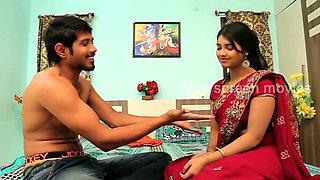 Indian House Wife Romantic Game With Husband -- Romantic Masti Masala 2016