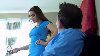 Brazzers - Real Wife Stories - He Says She Fu