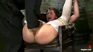 Incroyable fisting, scène adulte fétiche