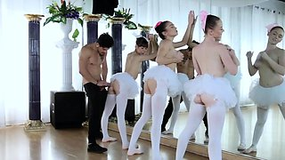 French maid anal teen and strapon webcam Ballerinas