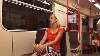 Czech summer girl 1