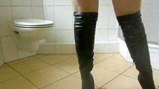 Dirty Panties And Pantyhose