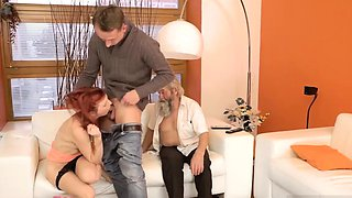 Mother compeer's daughter daddy Unexpected experience
