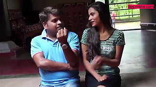 hot Indian girlfriend got fucked by her boyfriend