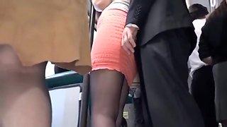 Pantyhose Sex 5