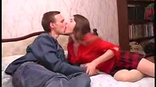 Russian Brother Taboo with Sister