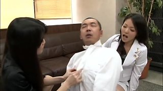 Kozue Maki, Suzukicha Shoku in Man M 3 Secretary Sadist Ic Torment Absolute Obedience