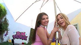 Anal hotties 3 - Adria Rae, Blair Williams HD