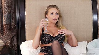 Memorable lesbian action with seductive Britney Amber and her babe