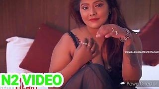 Bengali bhabhi showing her