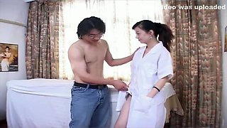 Not easy to find a professional Chinese porn, right? Doctor and nurse