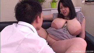 Yuuki bigboobs