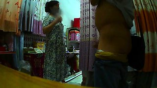 The curtain shop aunt Flashing