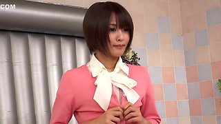 Yuki Natsume in College Student in Nakadashi Soapland part 1.2