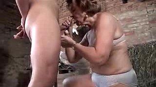 Sexy German Grandma